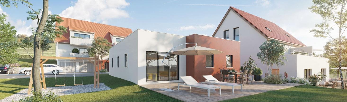 3D - 3 étapes pour réaliser des images 3D d'architecture 1