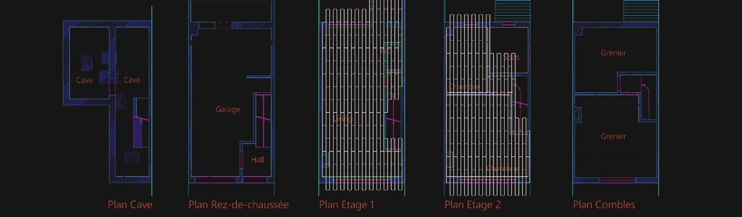 3D - 3 étapes pour réaliser des images 3D d'architecture 4