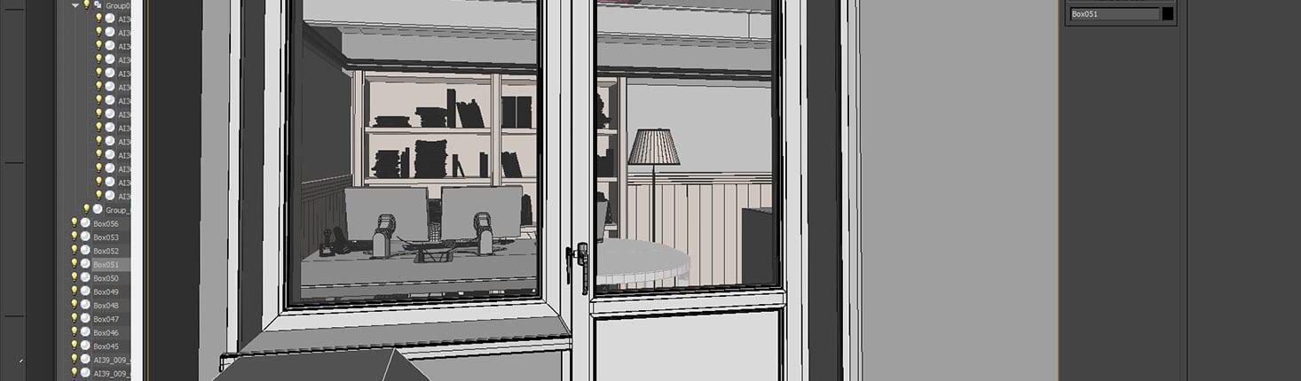 3D - 3 étapes pour réaliser des images 3D d'architecture 8
