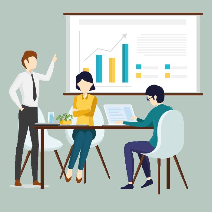Nos services : consultez nos 4 domaines de compétences 5