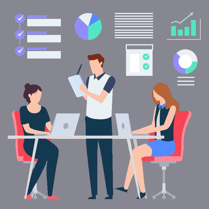 Nos services : consultez nos 4 domaines de compétences 4