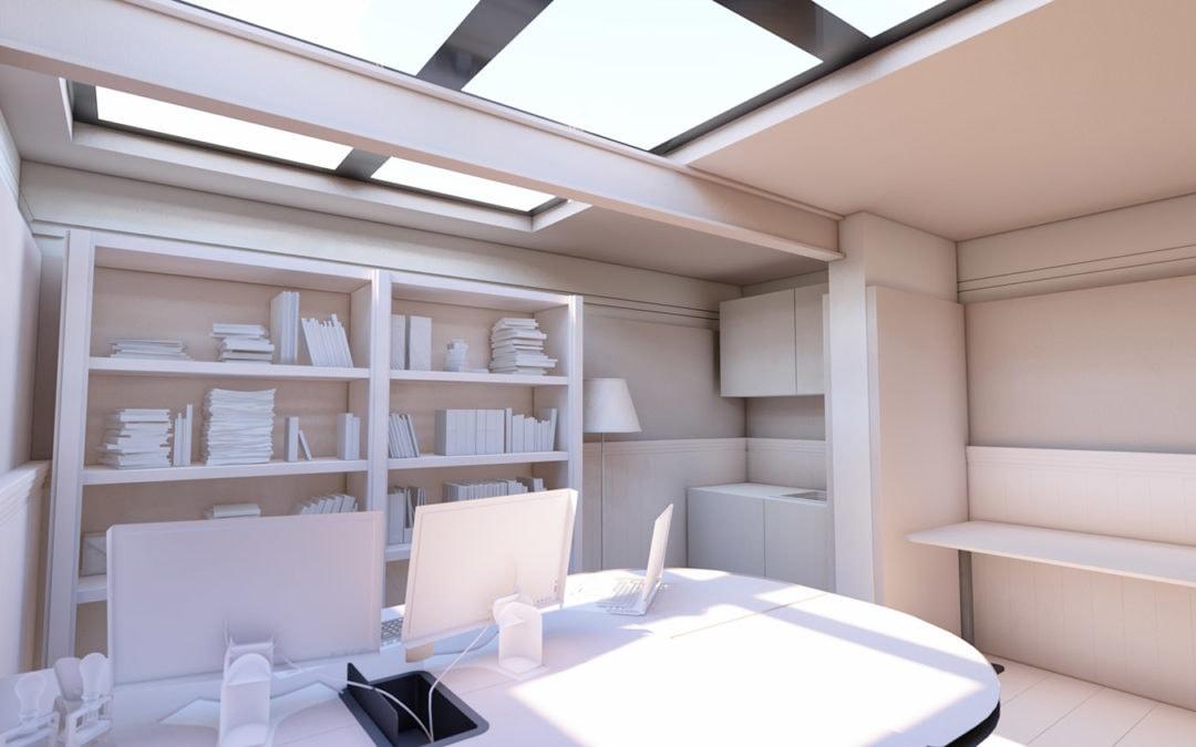 3D – 3 étapes pour réaliser des images 3D d'architecture